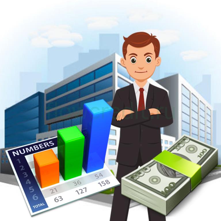 Бизнес-кредит без залога